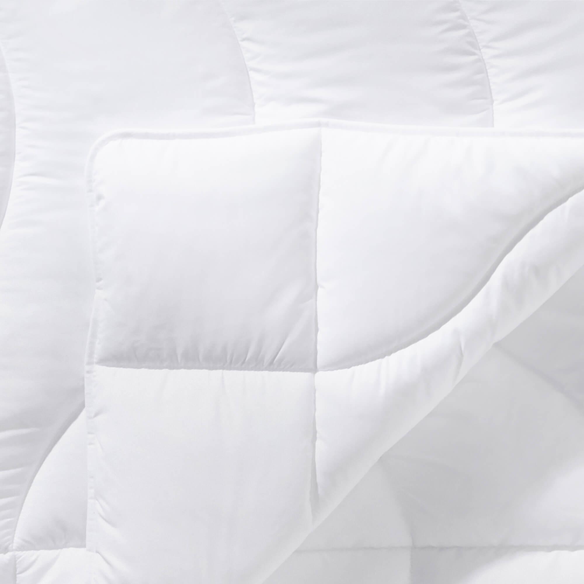 Faserdecke Pure Sommerbettdecke schlafgut 135x200cm