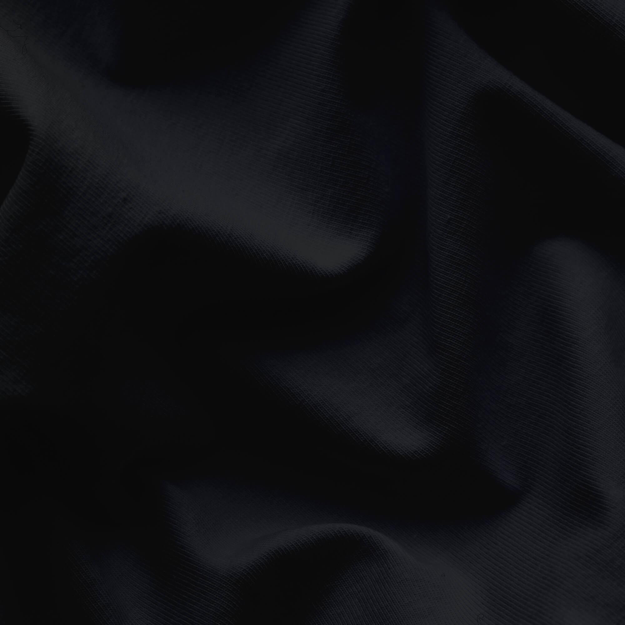 schwarzes schlafgut Spannbettlaken Topper Jersey Elasthan