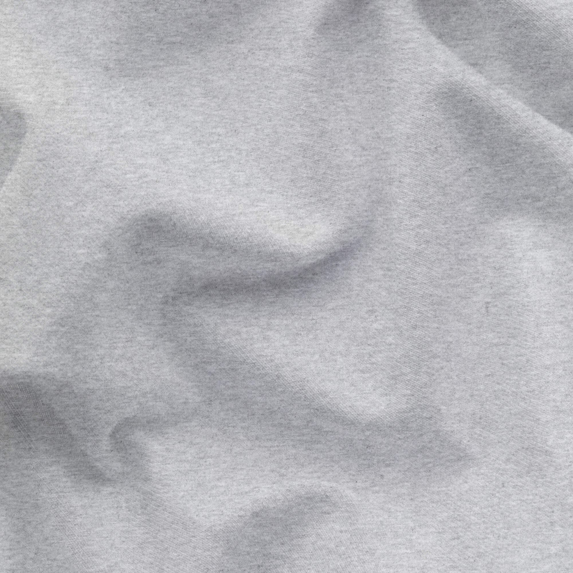 Uni-Melange Mako-Jersey Spannbettlaken